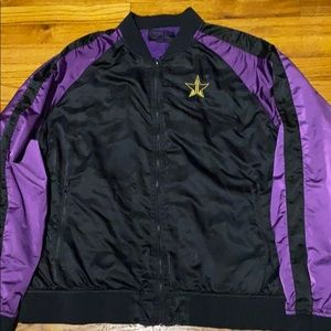 Jeffree star Blood Lust Bomber Jacket